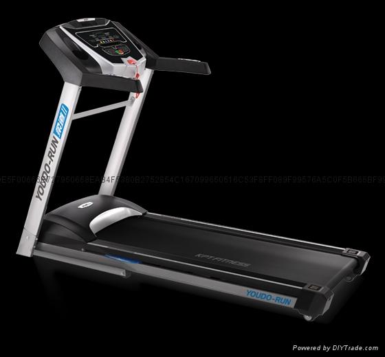 豪华智能软跑板跑步机 1