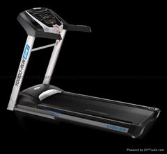 豪华智能软跑板跑步机