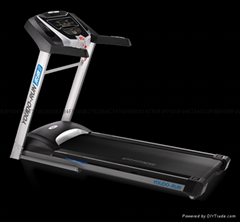 豪華智能軟跑板跑步機