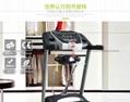 豪华智能软跑板跑步机 2