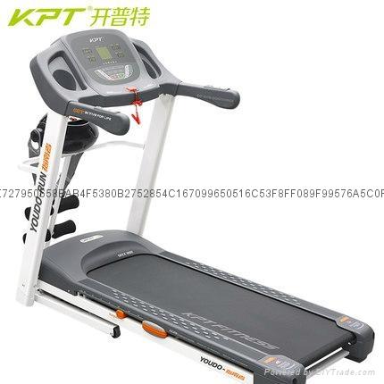 新款GT3系列豪华商用变频电动跑步机 2