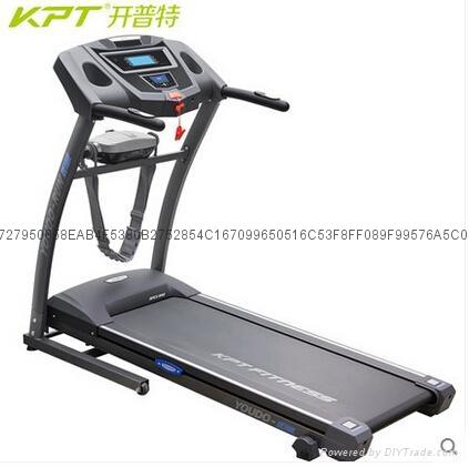 开普特新款柔道系列豪华电动跑步机 3
