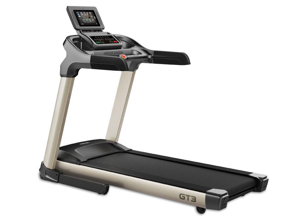 新款GT3系列豪華商用變頻電動跑步機 4