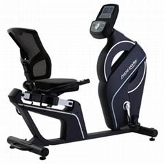 商用卧式电控健身车
