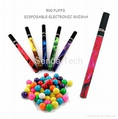 Newest hottest  electronic cigarette 500 PUFFs watermelon  (Hot Product - 2*)