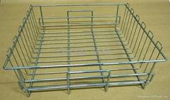 Stainless steel wire baskets /kitchen drawer basket