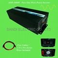 3000W Pure Sine Wave Inverter 12V/24VDC to 230VAC 2
