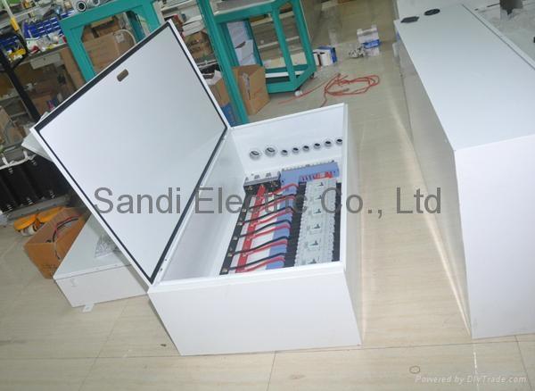 PV String Box Control Cabinet