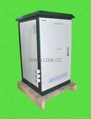 Integrated solar Inverter/solar charge controller all in one
