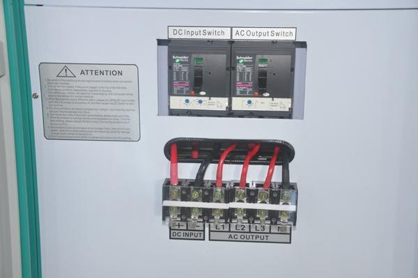 三相工頻逆變器