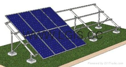solar generator 30KW off grid solar system 5
