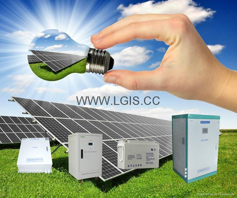 20kw Complete Solar Off Grid Home System Sps 20kw