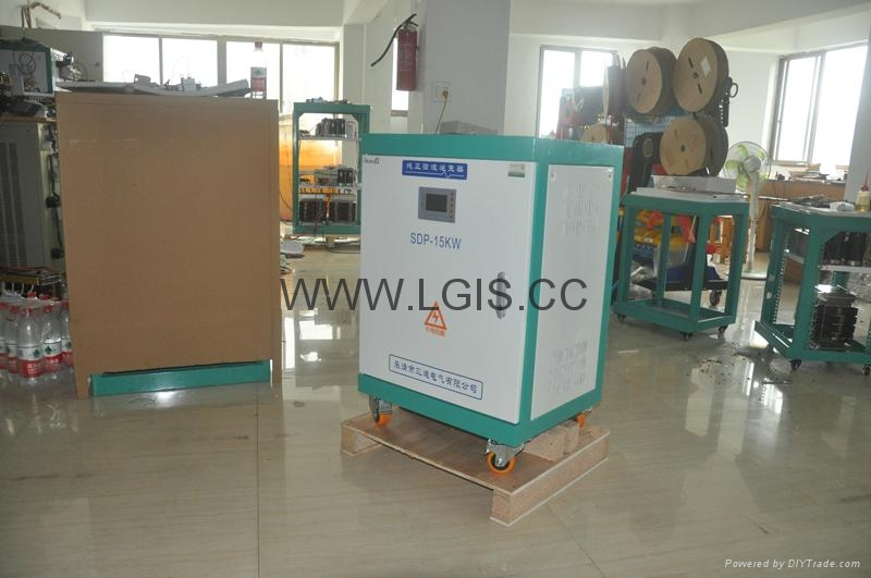 solar power inverter with high quality