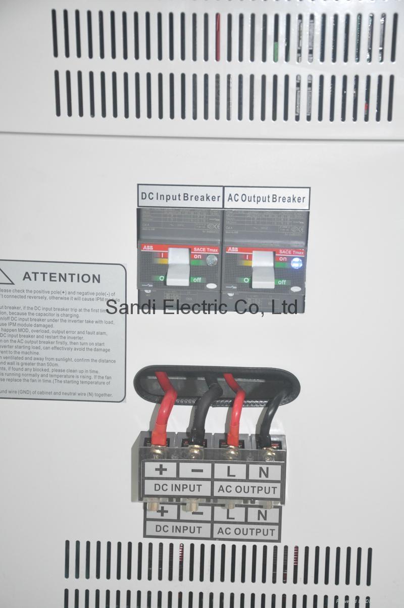 SANDI dc to ac power inverter