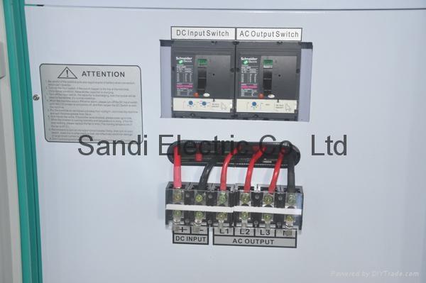 Sandi off grid inverter input & output breaker