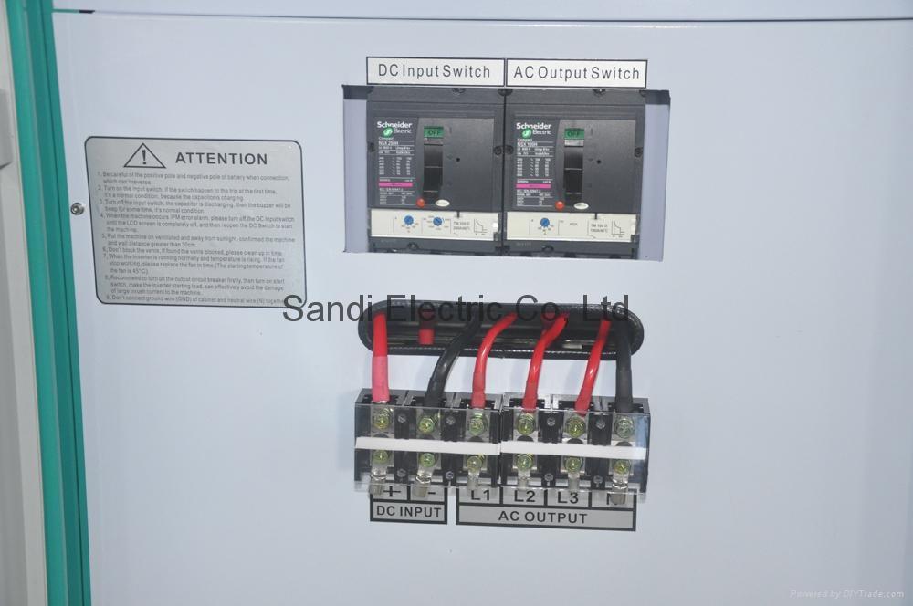 SANDI 25kw power inverter