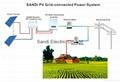 Photovoltaic Grid Tie Inverter SDS-4KW