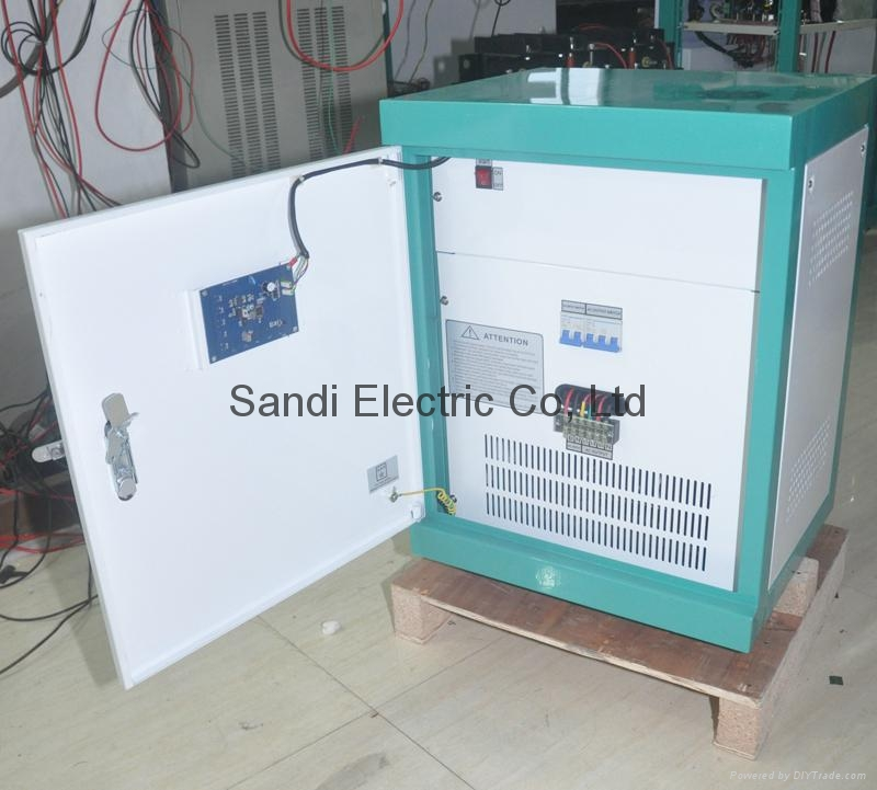 single phase to 3 phase voltage converter
