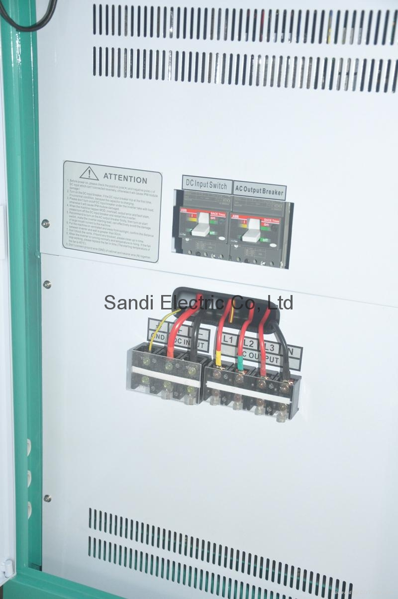 SANDI stand alone solar inverter