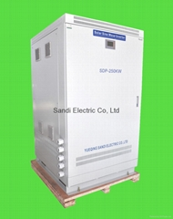 Solar Standalone Inverters with isolation transformer 200kw