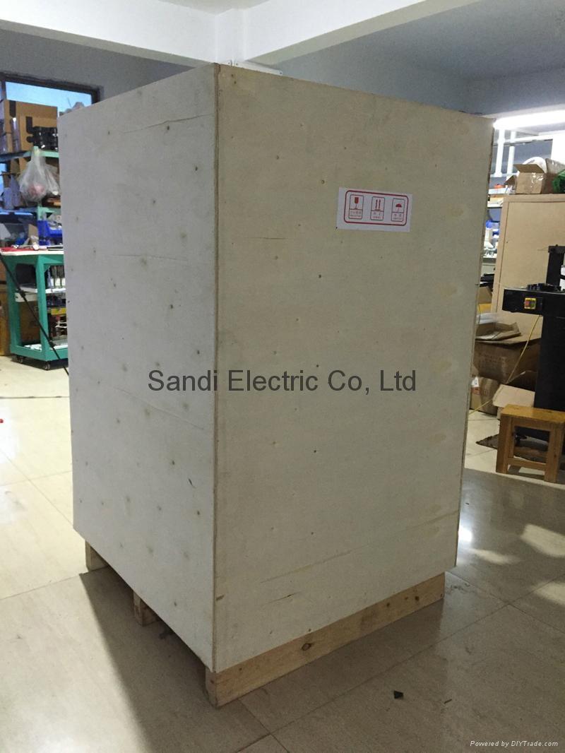 SANDI solar pump inverter, three phase ,380V output voltage