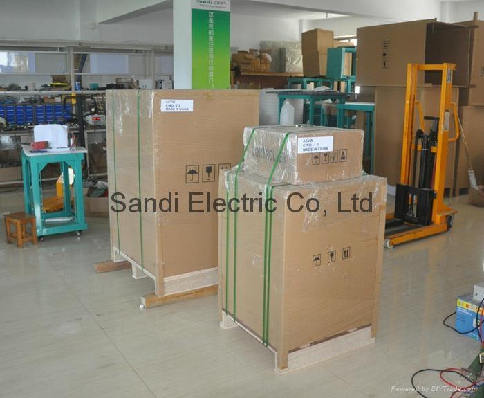 SANDI solar stand-alone inverter