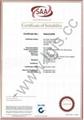 SANDI Off Grid Inverter have passed SAA certificate for Australia