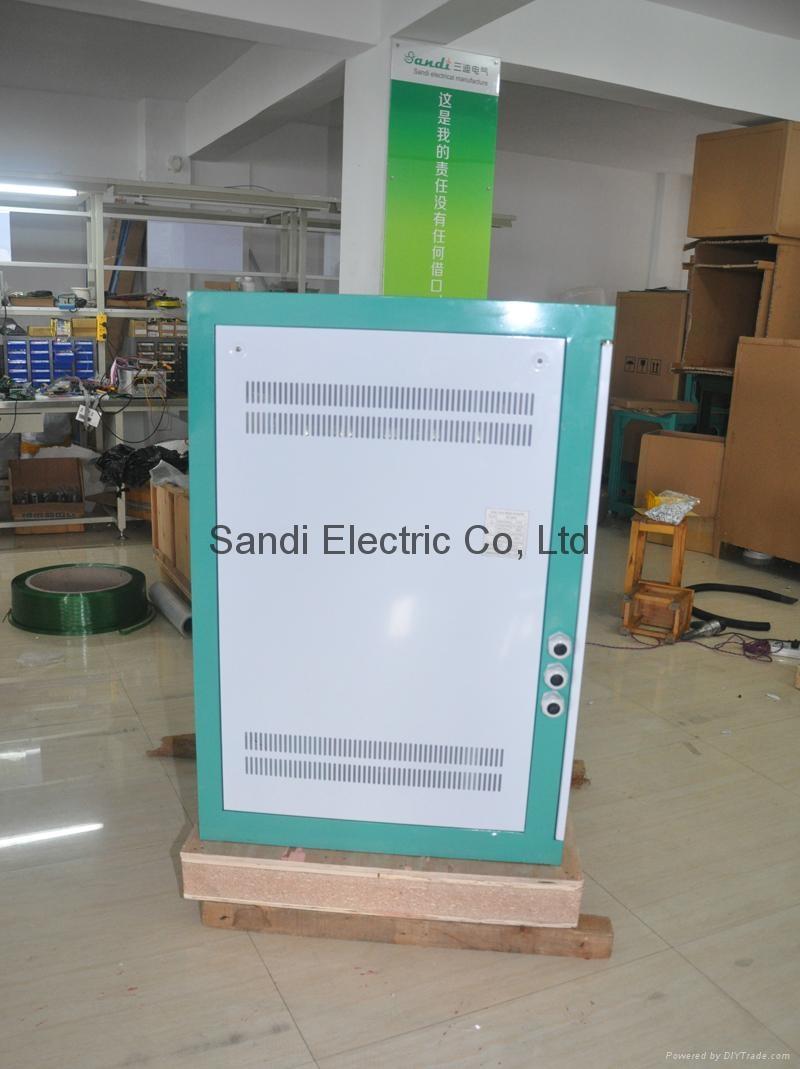 40KW voltage converter
