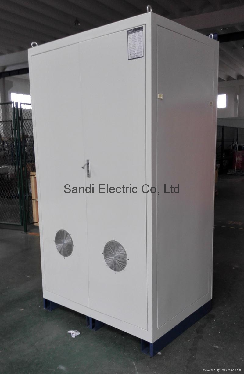 150kW Solar Grid-tied Inverter with CE/VDE ARN4105 approved 3