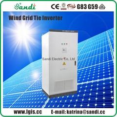20kW Wind Grid Tie Inverter for wind turbine system