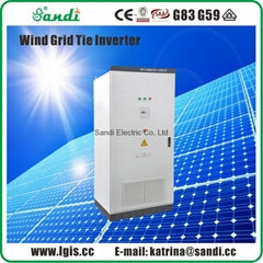20kW Wind Grid Tie Inverter for wind turbine system