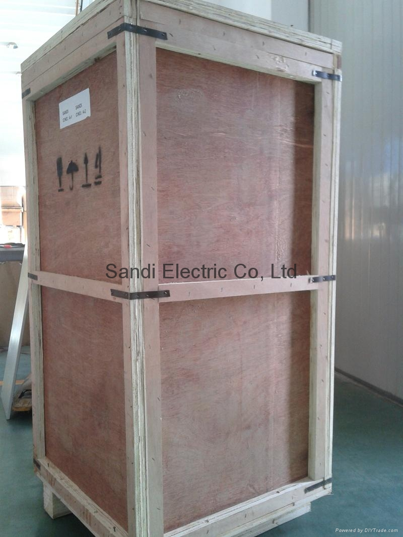 10KW Thin-film module special grid-tied inverter  2