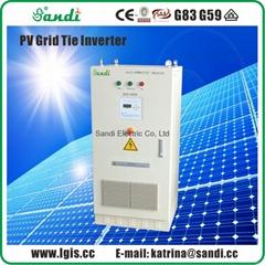 6KW太阳能并网逆变器-三相380V输出