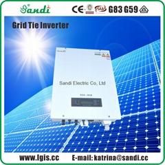 光伏並網逆變器 SDS-3000W