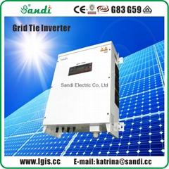 PV Grid Tie Inverter 15KW solar power