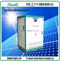 SDP-80KW Solar Inverter with 3 Phase 220/380V High Efficiency 95%