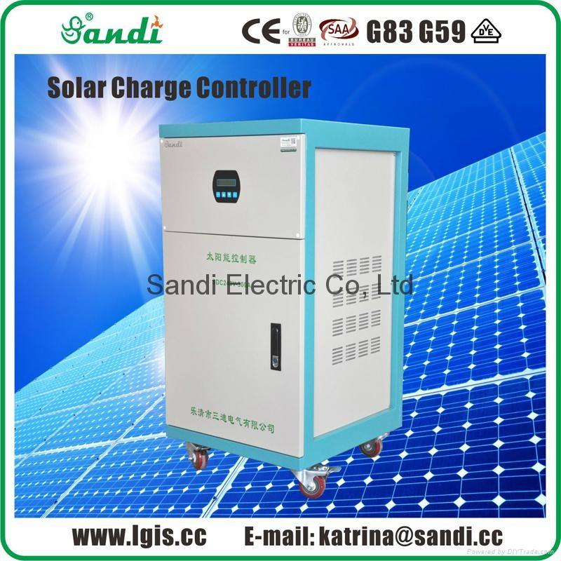 384V-250A太阳能光伏充电控制器 2