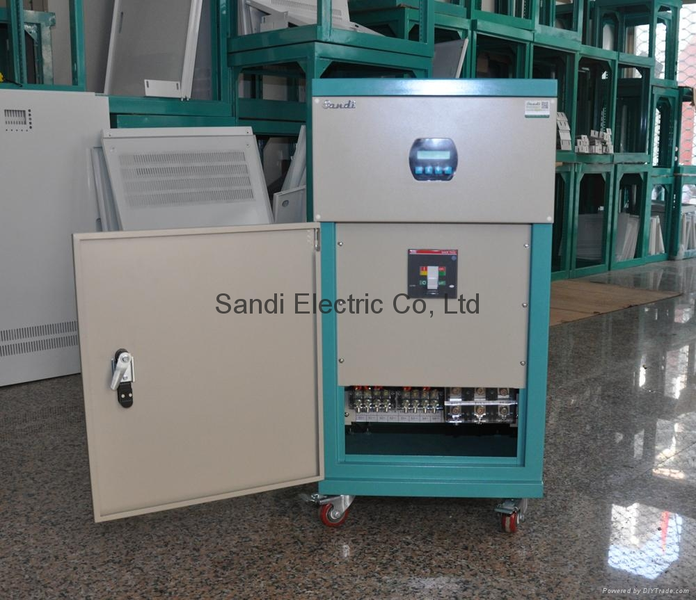 384V-250A太阳能光伏充电控制器 3