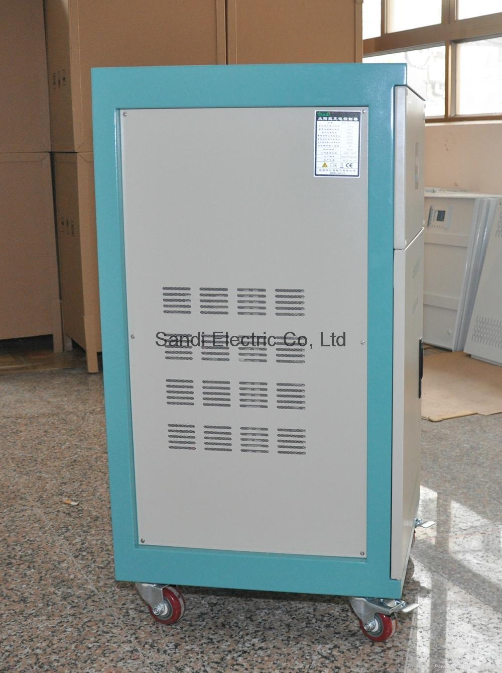 384V-250A太阳能光伏充电控制器 4