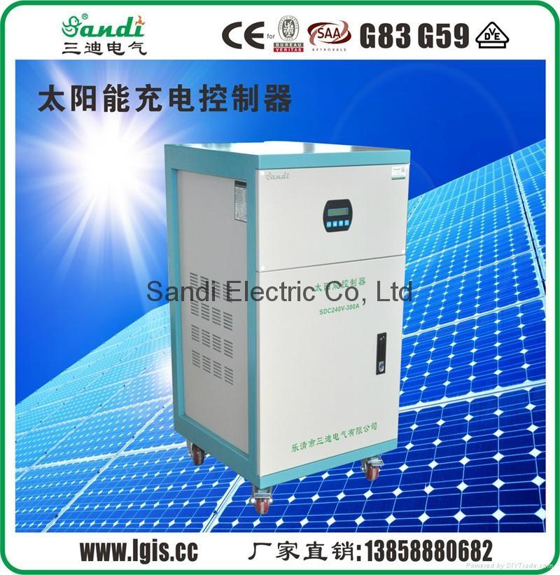 384V-250A太阳能光伏充电控制器 1