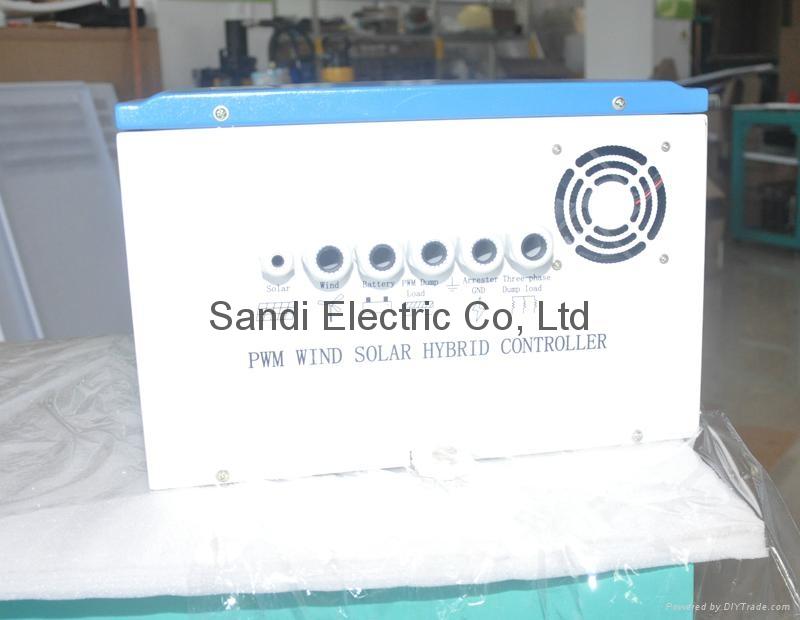 6.5KW Hybrid controller