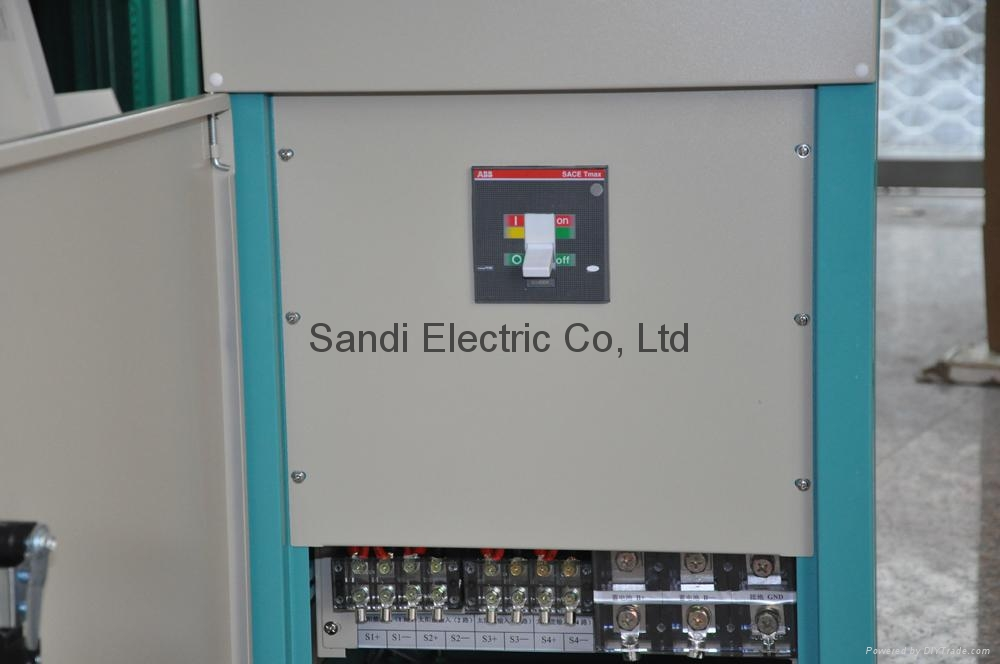 SAND 240V 300A charge controller