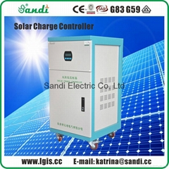 72KW solar charge controller 240V-300A