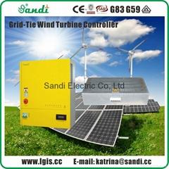 10KW風力發電並網控制器