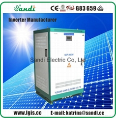 low frequency pure sine wave inverter 80KW
