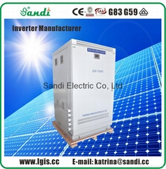 Solar/Wind Off Grid Inverter 100kw/150kw/200kw/250kw (Hot Product - 1*)