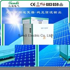 SANDI 100KW converter off grid type inverter