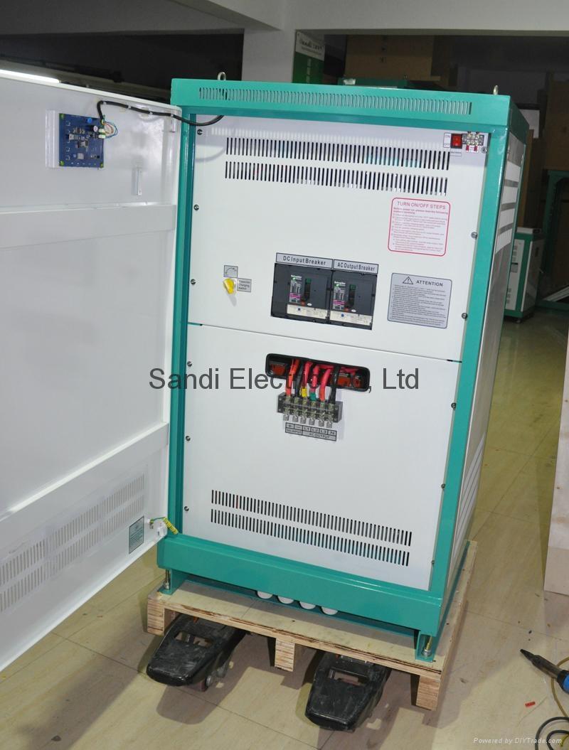 三迪製造電力專用逆變器