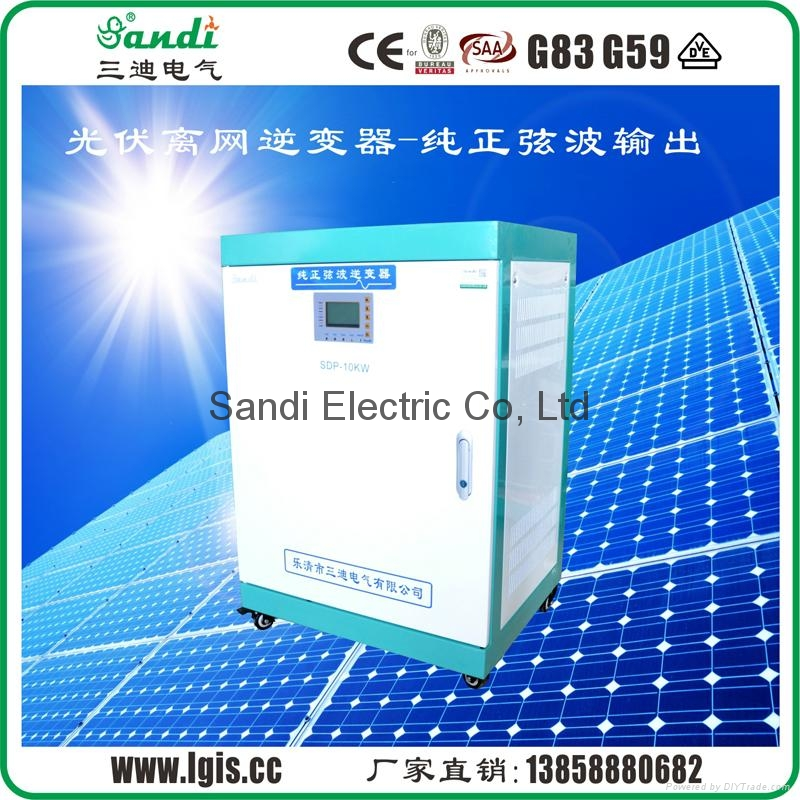 Power Inverter solar 12kw
