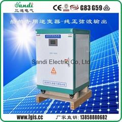 10KW電力專用逆變器192VDC轉380VAC